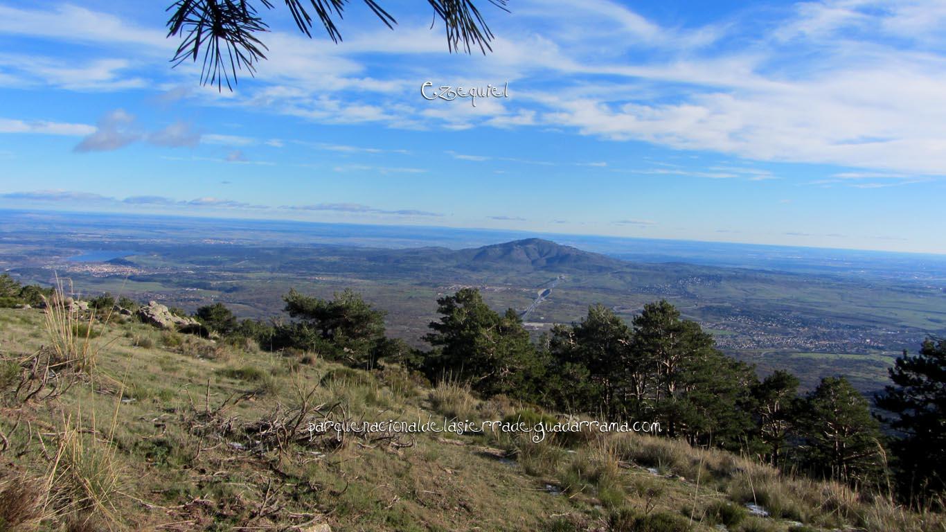 Ruta por las chorreras de San Blas en la zona de la Najarra de Miraflores de la Sierra 16