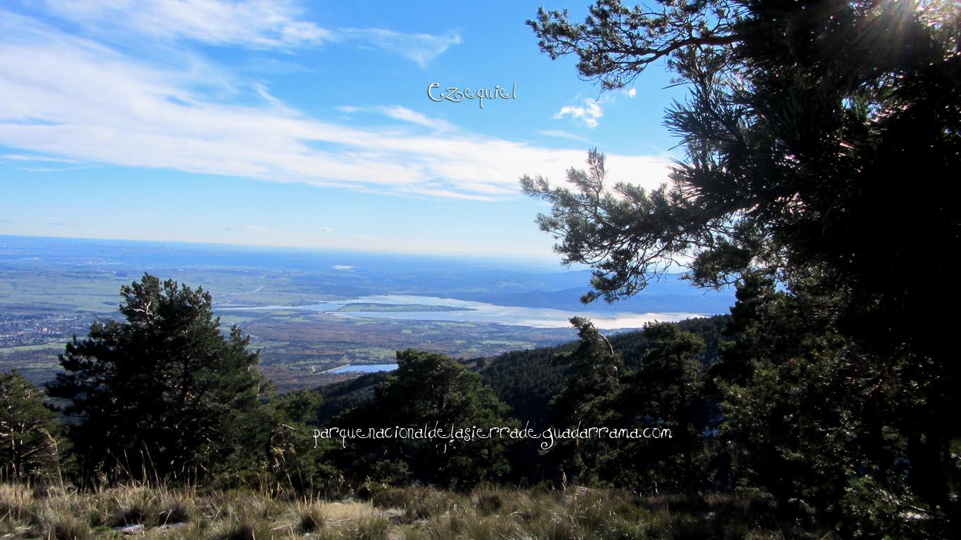 Ruta por las chorreras de San Blas en la zona de la Najarra de Miraflores de la Sierra 17