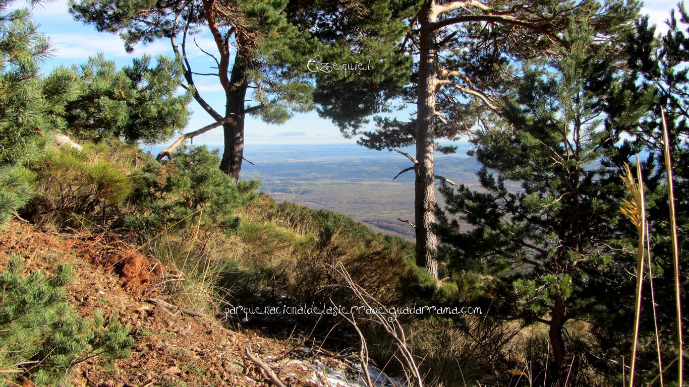 Ruta por las chorreras de San Blas en la zona de la Najarra de Miraflores de la Sierra 18