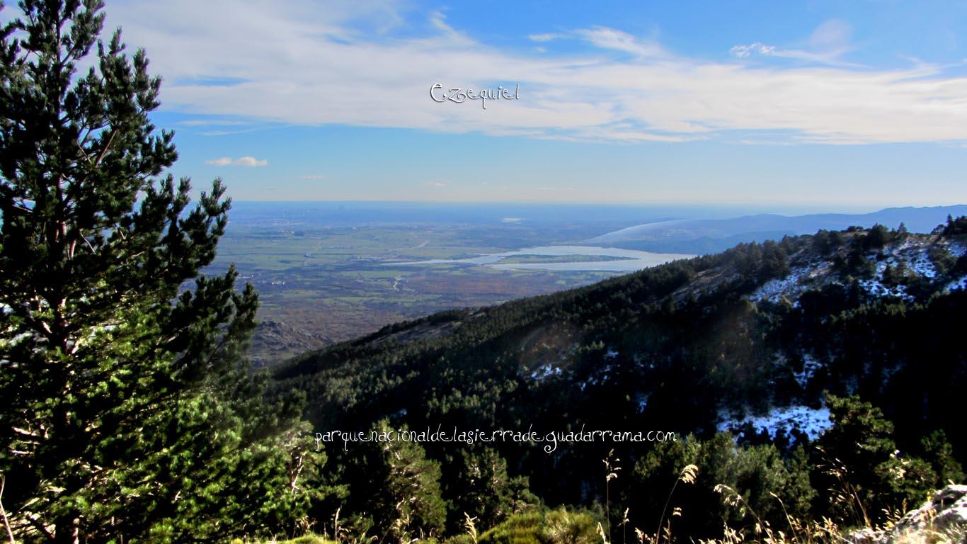 Ruta por las chorreras de San Blas en la zona de la Najarra de Miraflores de la Sierra 19