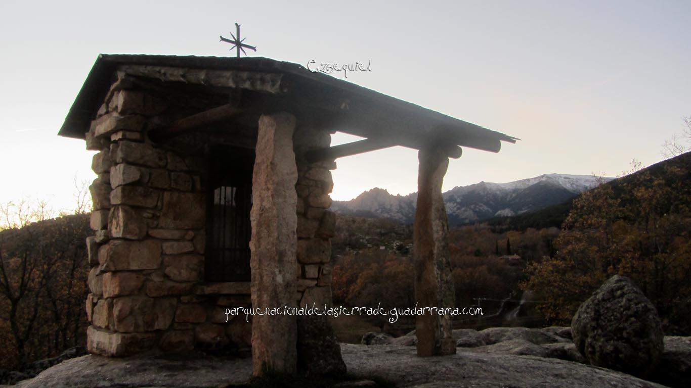 Ruta por las chorreras de San Blas en la zona de la Najarra de Miraflores de la Sierra 27