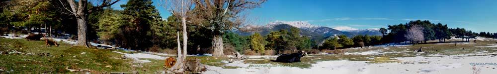 Panorámicas de la Sierra de Guadarrama 9