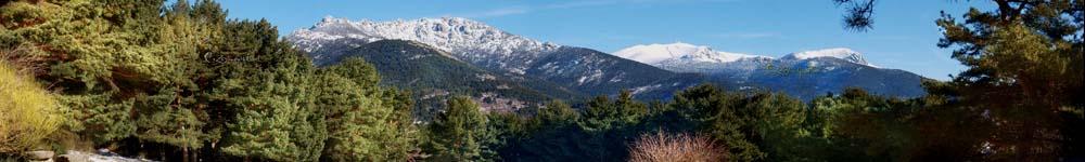 Panorámicas de la Sierra de Guadarrama 10