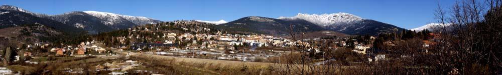 Panorámicas de la Sierra de Guadarrama 12