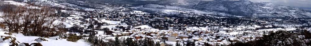 Panorámicas de la Sierra de Guadarrama 13
